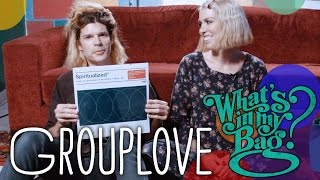 grouplove   whats in my bag?