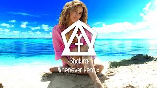 Shakira - Whenever, Wherever (Y & T REMIX)