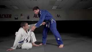 Flying Armbar from Guard Pass by Christian Uflacker
