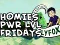 Homies Power Level Friday | Homiecraft Ep.69 | Gloria Eats with her Anus!