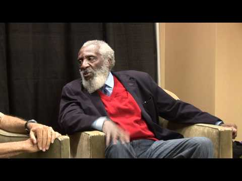 Awake 'n Bake with Dick Gregory on Natural Foods