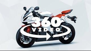 360° Панорамное видео поездки на мото  360° Video Moto Trip In Moscow