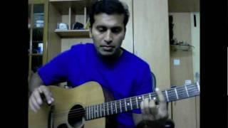 Paravashanadenu Part 2: Paravashanadenu ariyuva munnave -chorus chords & arpeggio