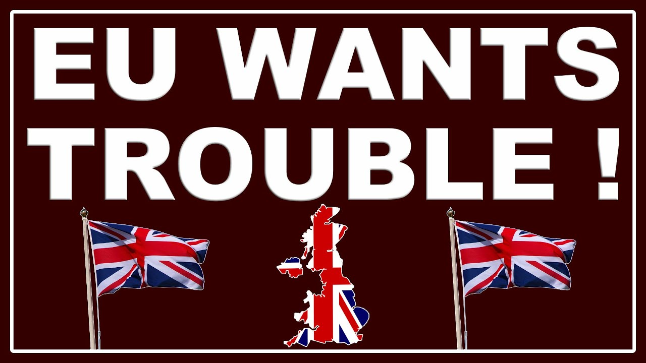 Download EU is looking for trouble over the Northern Ireland Protocol!