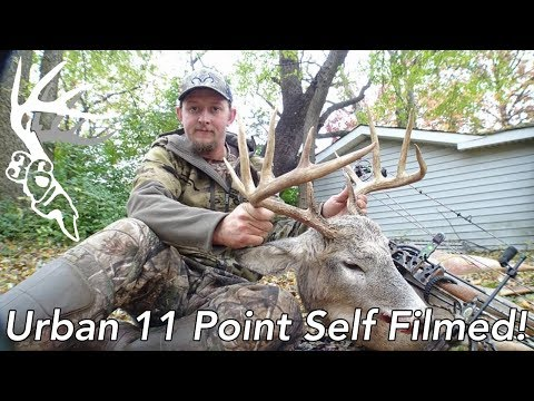 Urban Hunting, Big Buck Down Self Filming. S1:E5