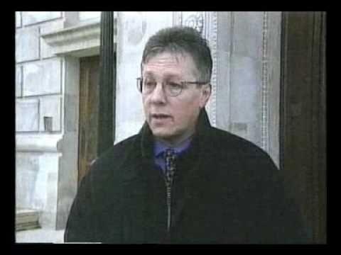 Peter Robinson denounces 'Snout in the Trough' Politics at Stormont, December 1998