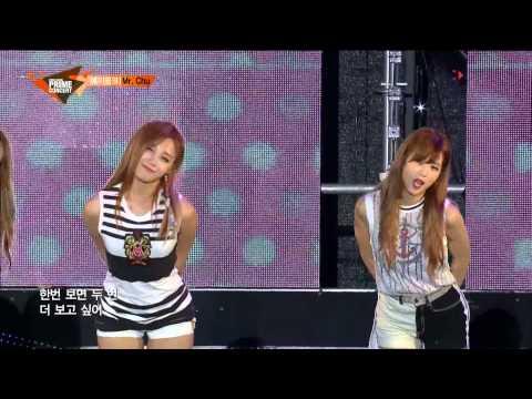 [150902] APINK - REMEMBER + MR CHU @ MBC Prime Concert [1080P]