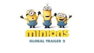 Minions - Official Trailer 2 (Universal Pictures) HD