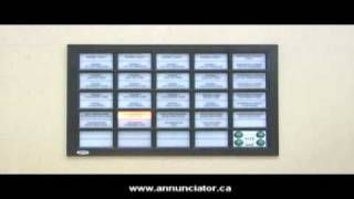 APEX Annunciator Manual Reset  Demonstration