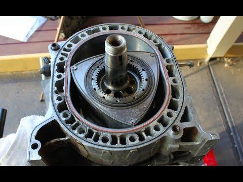 Mazda Rx8 Renesis 13b Rotary Engine Rebuild