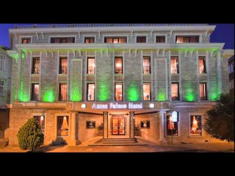 Best Western Antea Palace Hotel İstanbul 0212 709 2 777