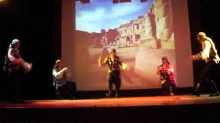 Dabke Homens - IV Festival Salihan de Dança do Ventre - Do Egito ao Mundo