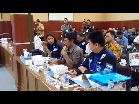 Tim Paslon Bamunas - Edo Tolak Hasil Rapat Pleno Penghitungan Suara Pilwalkot Cirebon