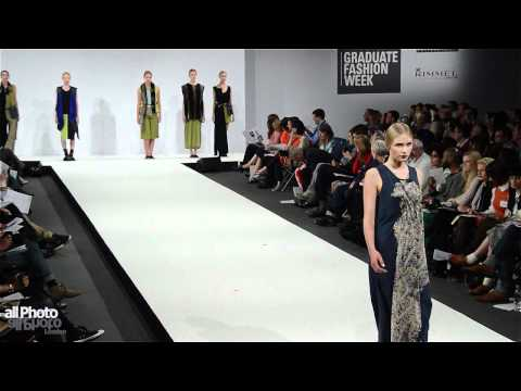 Wiltshire College Salisbury -  - Graduate Fashion Week 2012 - June - London