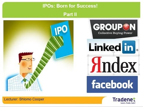 Day Trading Secrets - IPO  Born for Success Part II