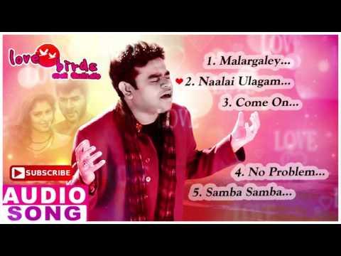 Love Birds Tamil Movie Songs  Audio Jukebox  Prabhu Deva  Nagma  AR Rahman  Music Master