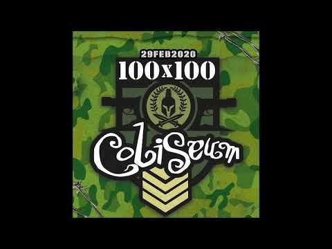 Coliseum 100x100 (2020) - David F