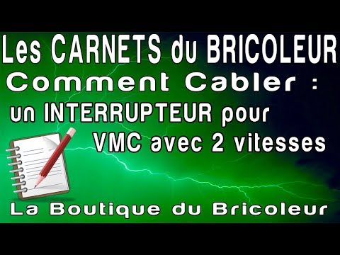 les carnets du bricoleur le cablage d 39 une vmc en petite. Black Bedroom Furniture Sets. Home Design Ideas