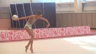 Первенство Сибирского федерального округа по художественной гимнастике