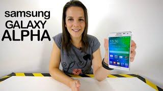Samsung Galaxy Alpha review en español