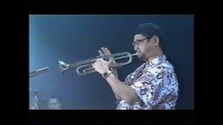 熱帯JAZZ楽団 1996年のライブから。 Leader Bong Carlos Kanno カルロス...