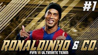 NOWA SERIA! - FIFA 18: RONALDINHO & CO. [#1]
