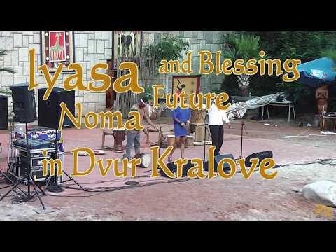 Iyasa, Noma, Future and Blessing in Dvůr Králové 2017