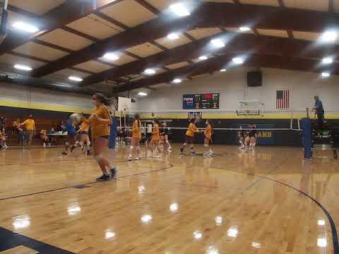 Highland School of Technology vs Lincoln Charter 12/10/2020 Go Pro 2