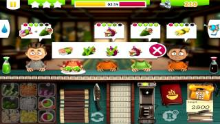 Youda Sushi Chef 2 - The Sushi King Level 23