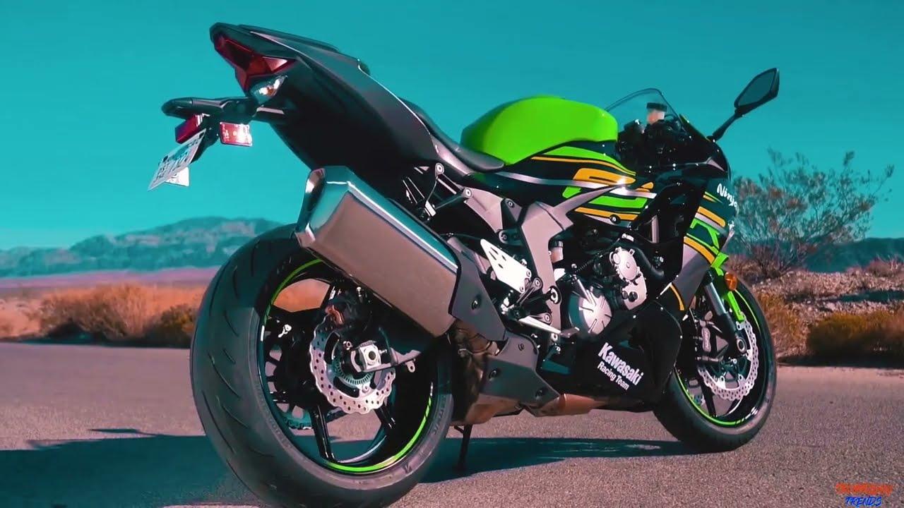 Kawasaki Ninja 125 250 ZX25R 300 400 650 ZX6R 1000 ZX10R ZX14R H2 H2R Top Speed