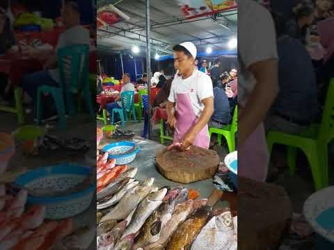 Cara potong ikan ala #ternate