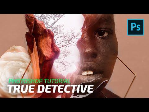 True Detective 2019 - Double Exposure - Photoshop Tutorial [deutsch] [2019] thumbnail