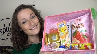 ASSAGGI DAL MONDO #2: UNBOXING Snack Giapponesi (collab. Hell