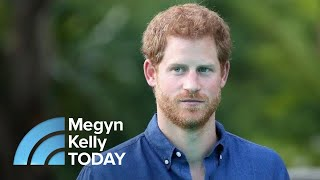 Would You Invite Your Ex-Girlfriends To Your Wedding? (Prince Harry Did!) | Megyn Kelly TODAY