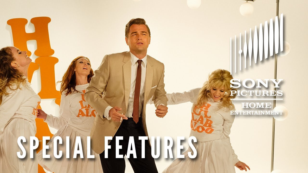 Once Upon A Time In Hollywood Special Features Clip Hullabaloo Youtube