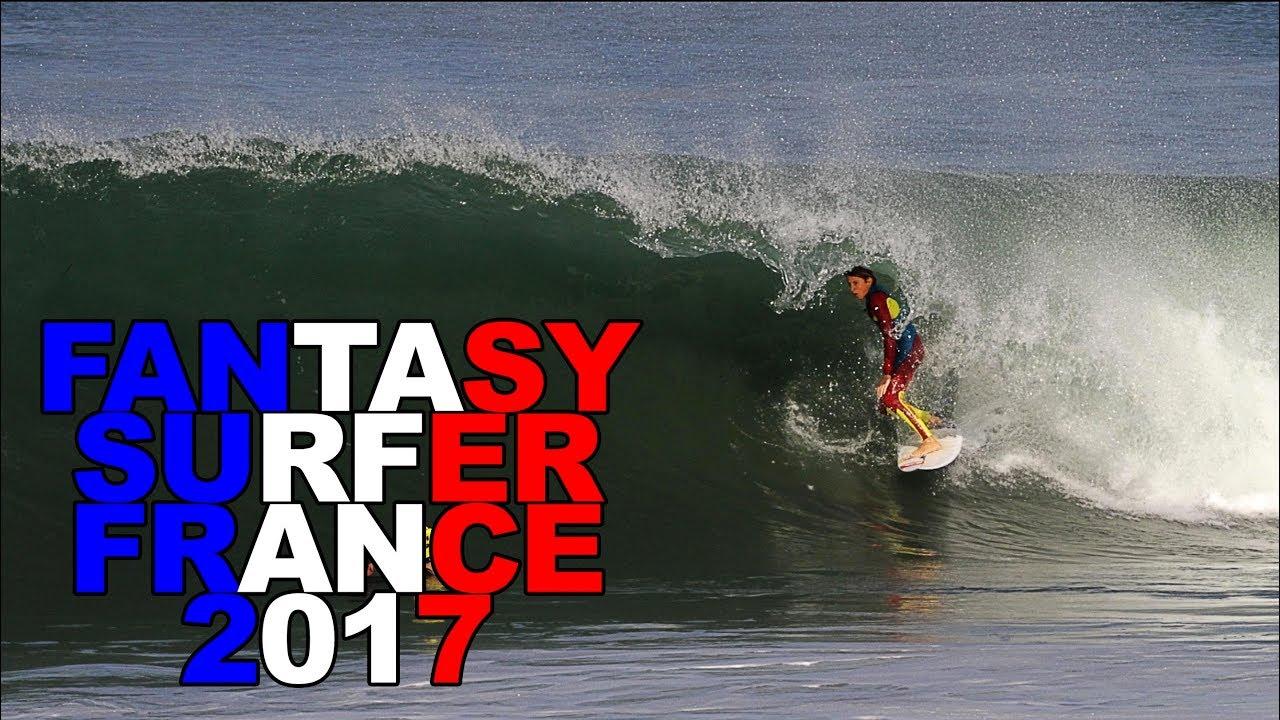 Fantasy Surfer France 2017