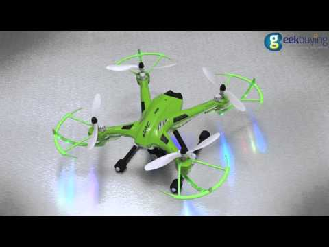 JJRC H26 Showing & Outdoor Flying