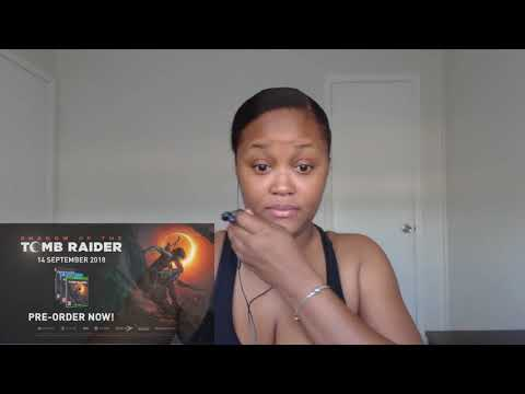 Shadow Of The Tomb Raider - Official Trailer Reaction