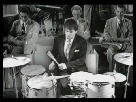 Buddy Rich & Eric Fischer Drum Battle - 1948