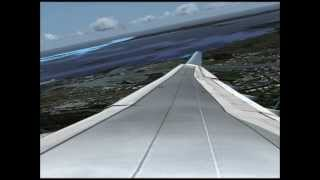 a330 takeoff ybbn  fsx   hd  as real as it gets