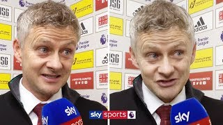 'Last year we would have been four or five down!' - Solskjaer holds mixed emotions after 3-3 draw