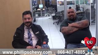 2018 Chevy Silverado - Customer Review at Phillips Chevrolet - Chicago New Car Dealership Sales