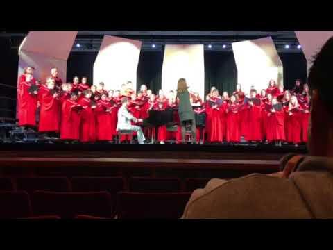 Elkhorn High School concert choir (part 1)