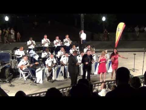 Birth of The Blues -  Uptown Vocal Jazz Quartet with The U.S. Army Blues