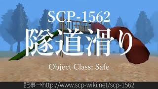 15秒でわかるSCP-1562