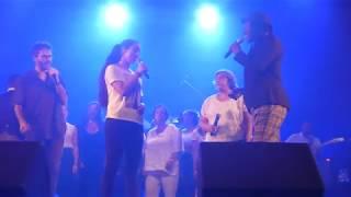 Faada Freddy Chorale 92 En Chante Nanterre Reality Cuts Me Like A Knife 19 05 2018