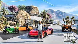 GTA 5 REAL LIFE MOD #693 - THE MANSION!!!(GTA 5 REAL LIFE MODS)
