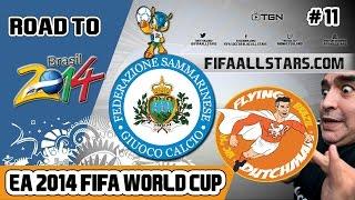 EA 2014 FIFA World Cup - San Marino La Otra Pasion #11