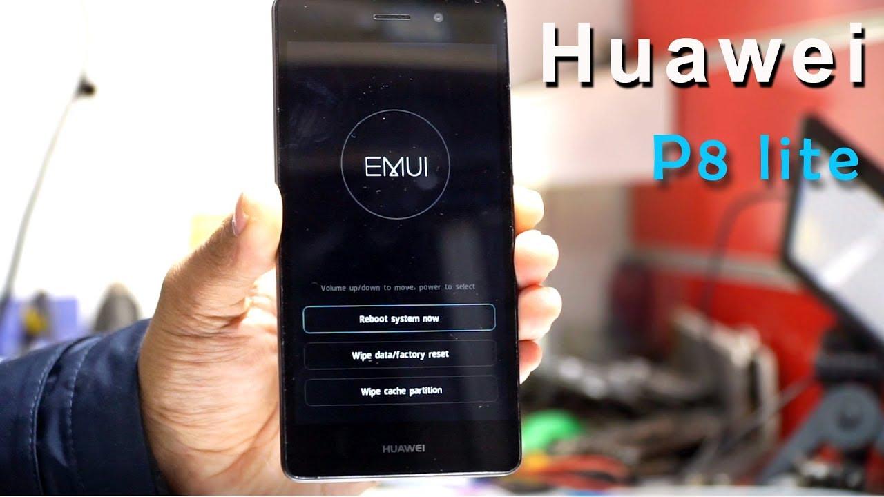 Betriebsanleitung Huawei P8 Lite 2021