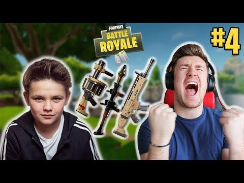 OUR BEST GAME YET | BROTHERS PLAY FORTNITE #4